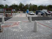 Parkoviště Interspar - Jahodnice