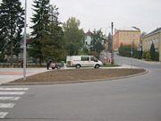 Úprava parku a náměstí - Rychnov